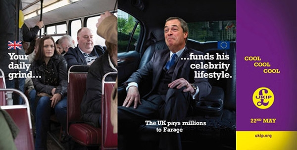 FARAGE, Nigel 85 BILLBOARD 01