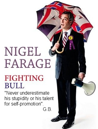 FARAGE, Nigel 39 The Book