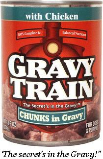 GRAVY TRAIN 01