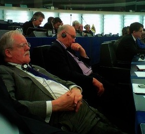 HELMER, Roger 02 - ASLEEP on The JOB 01