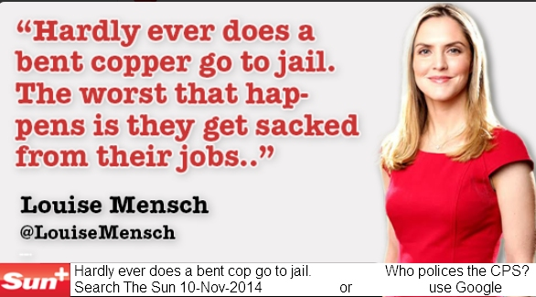 MENSCH, Louise THE SUN re CPS 10-Nov-2014 02