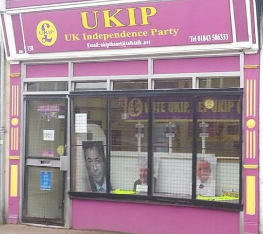 THANET Ukip  OFFICE 01