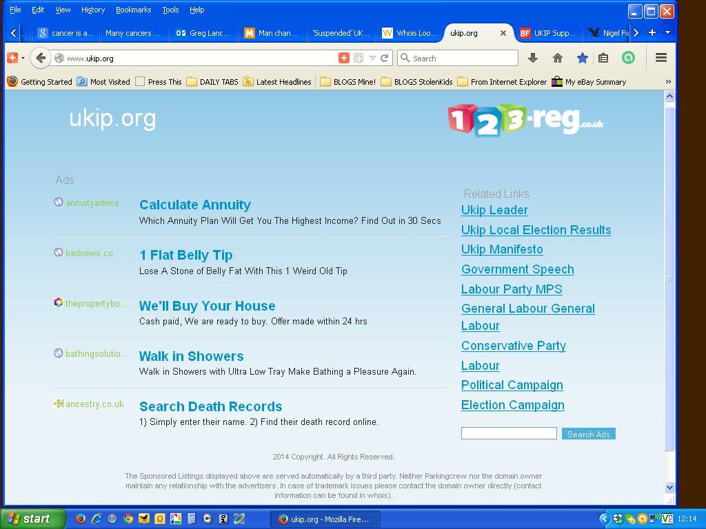 Ukip WEB SITE 06-Jan-2014 01