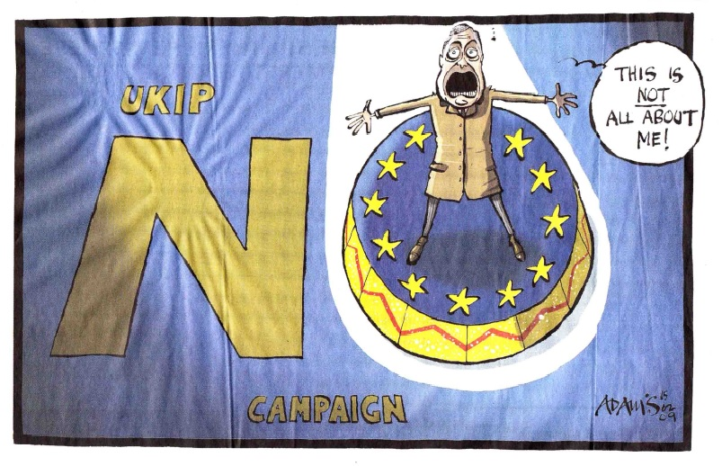 FARAGE, Nigel 106 Kim Yung Nige 02-Sep-2915